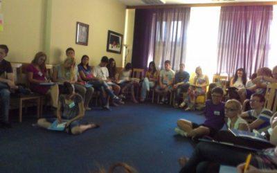 Završen trening vršnjačkih edukatora i mentora za srednjoškolce
